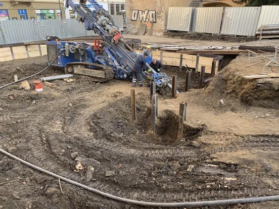 f.Hýča - speciální zakládání staveb